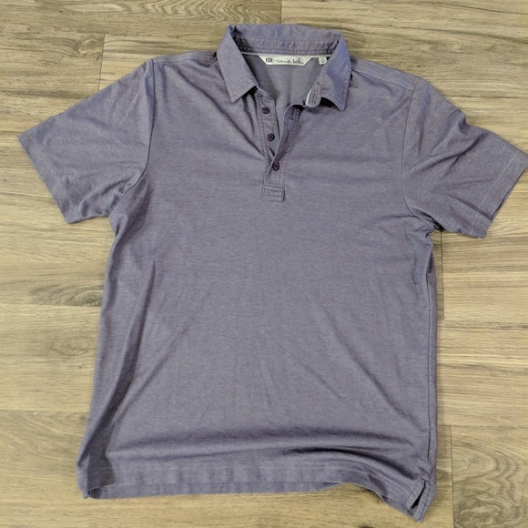 Travis Mathew Other - Travis Mathew Ten Year Golf Polo M